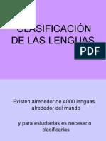 clasificacinlenguas-130806195651-phpapp02
