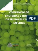 Compendio Bacterias y Hongos Frutales y Vides Chile
