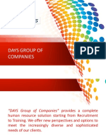 Days Group of Companies