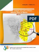 Jakarta Timur Dalam Angka 2015