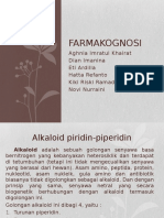 Alkaloid Piridin Piperidin