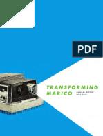 Marico Annual Report - 2015