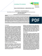 Indian Journal of Biotechnology a Bibliometric Study