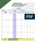 Formato de Inspeccion y Observacion General