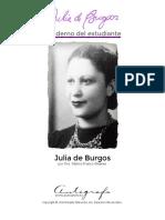 Cuaderno Estudiante Julia de Burgos