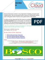Banking & Economy Question PDF 2016 by AffairsCloud.pdf