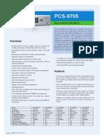 PCS-9705