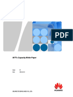 Huawei Capacity Planning
