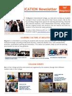 Beyond Education Newsletter - October 2016