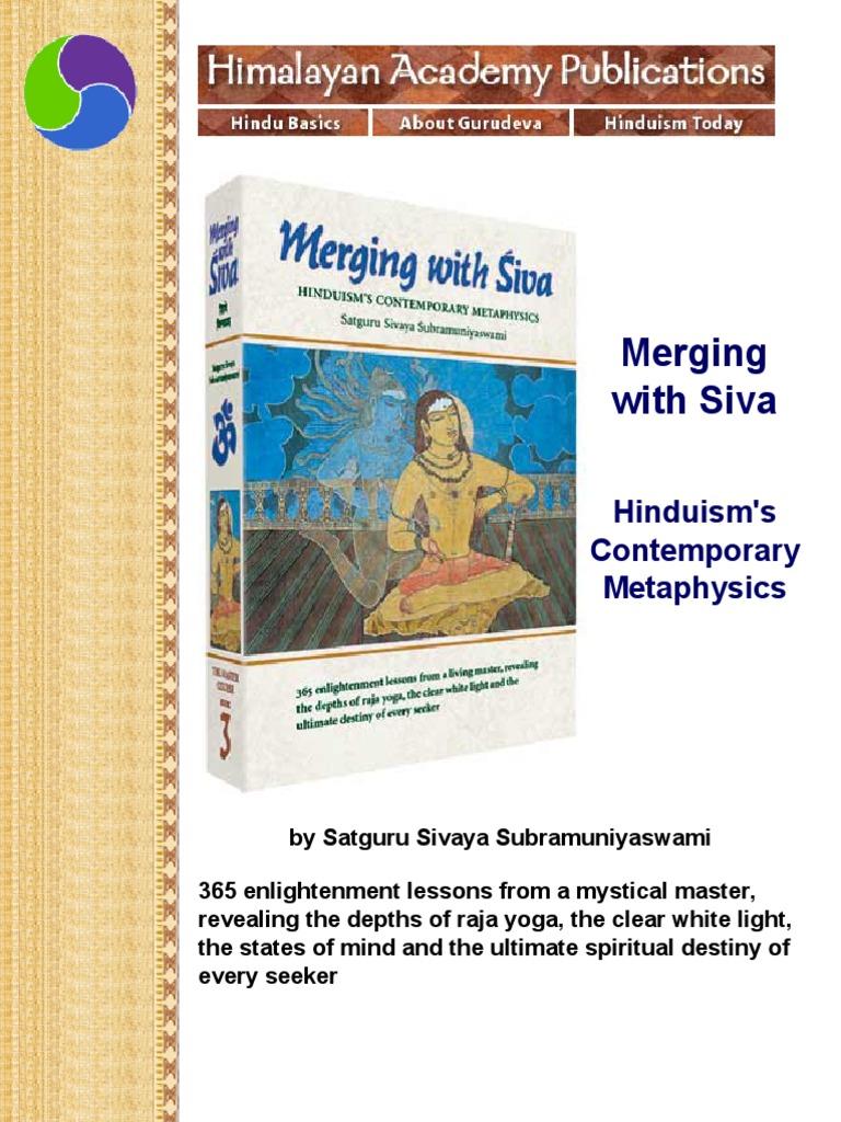 Merging With Siva | Moksha | Vaishnavism