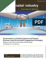 Postal Innovation Vol2 Issue1