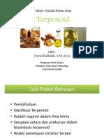 [NF] 01. Terpenoid