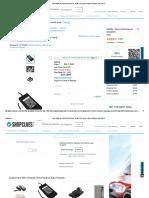 Dell 90w Ac Adpater 9rcdc Slim Type 19.5v 4