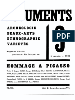 Documents 2-3 Hommage a Picasso