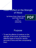 Effect Water Wood