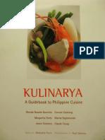 Kulinarya a Guidebook to Philippine Cuisine