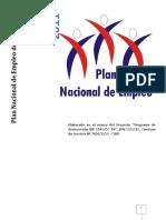 PARAGUAY - Plan Nacional de Empleo 2011.pdf