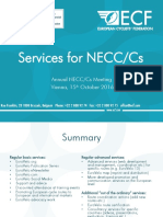5 Overview of ECF Services for NECCs
