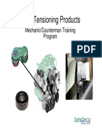 Tensioner Training Presentation