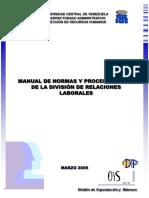Manual de Relaciones Laborales