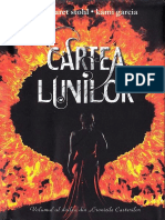 Kami Garcia & Margaret Stohl - Cartea Lunilor