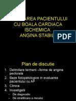 CURS 14-Angina Stabila