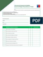 ISP Instrumento de Evaluación de Medidas-Guia Para Medidas