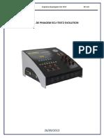 Esquema de Pinagem Ecu-test Rev 02 Manual de Pinagem Ecu-test2 Evolution 26-09-2013