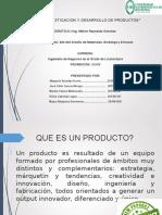 Investigacin y Desarrollo de Productos