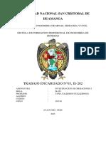 Investigacion de Operacion -PPL