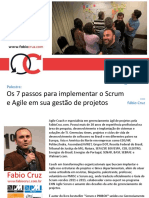7 Passos Agile FabioCruz
