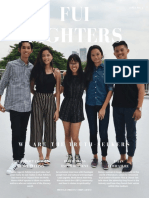 Fui Fighters Magazine