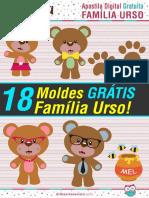 Apostila Familia Urso
