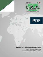 Cmm 13 Gen 15 Rid3....Especificaciones PDF