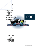 Talleres de Procuccion Audiovisual
