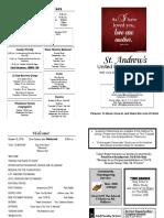 St Andrews Bulletin 1016