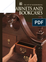 Time-Life, The Art of Woodworking Vol 13 Cabinets and Bookca