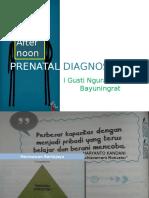 [Kuliah 1] Diagnosis Prenatal