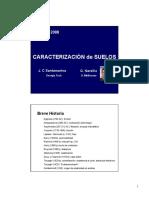 Presentation - Caracterizacion de Suelos - CARACAS