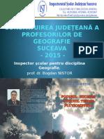 Prezentarea Consfatuiri Judetene - Judetului Suceava