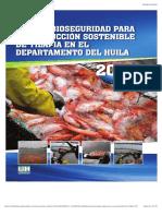 Bioseguridad en Produccion de Tilapia