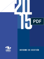Informe CARACOL 2015