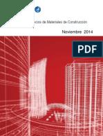 Precios Materiales de Construccion Nov 2014l