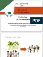 Demam Typoid (F7)