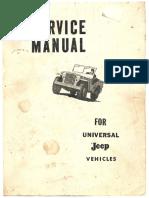 Manual para vehiculos Jeep