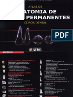 Livro - Atlas de Anatomia de Dentes Permanentes - Glauco Fionarelli
