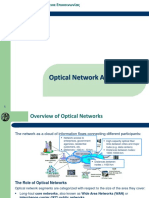 Optical Network Structure