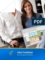 Brochure - EZee Frontdesk Hotel Software