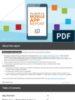 2016 US Mobile App Report