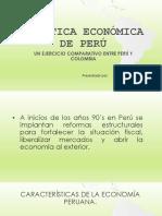 Exposicion Política Económica de Perú